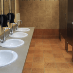 Restroom Cleaning